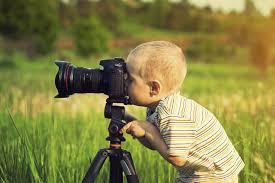 pasiunea pentru fotografie